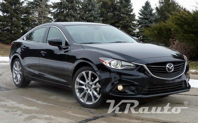 Аренда Mazda 6 New на свадьбу Кривой Рог
