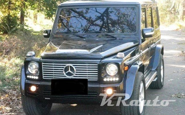 Аренда Mercedes G-Class на свадьбу Кривой Рог
