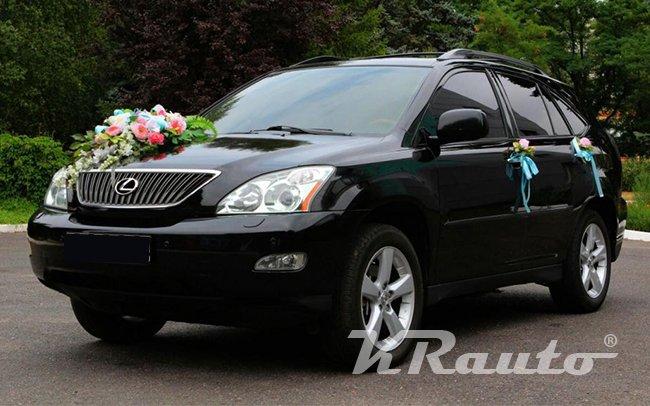 Аренда Lexus RX 350 на свадьбу Кривой Рог