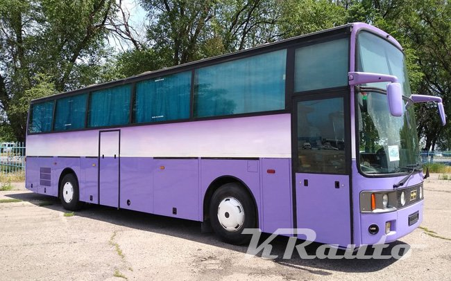 Аренда Автобус Van Hool T815 на свадьбу Кривой Рог