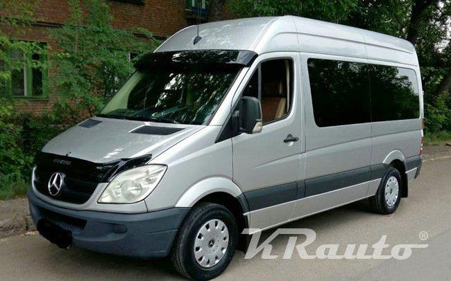 Аренда Микроавтобус Mercedes Sprinter VIP на свадьбу Кривой Рог